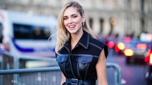 Chiara Ferragni Social Media Inluencer